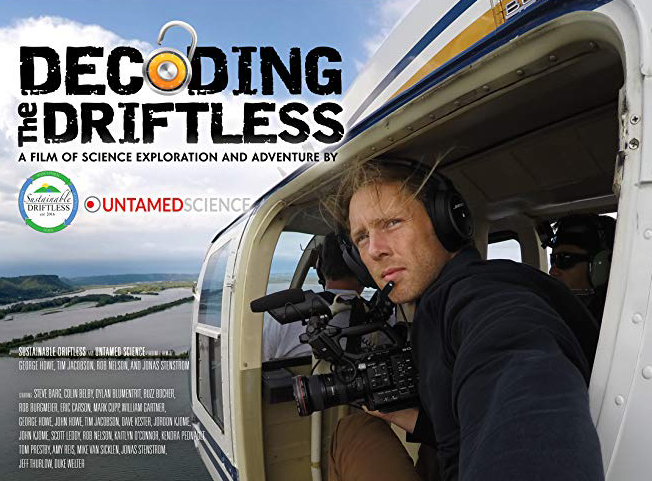 MOVIE event Decoding the Driftless 8/30/2019