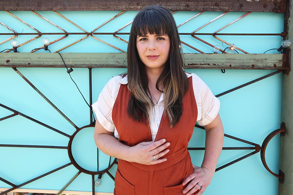 Beth Bombara's album Evergreen
